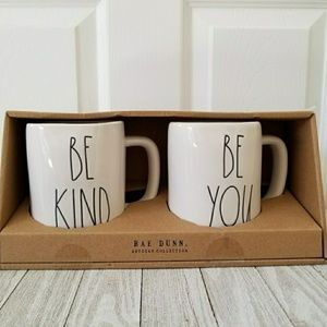 Rae Dunn BE YOU BE KIND